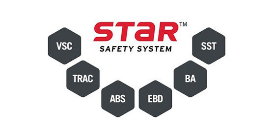 Star Safety System Tundra