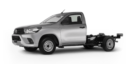 Chasis Cabina HIlux