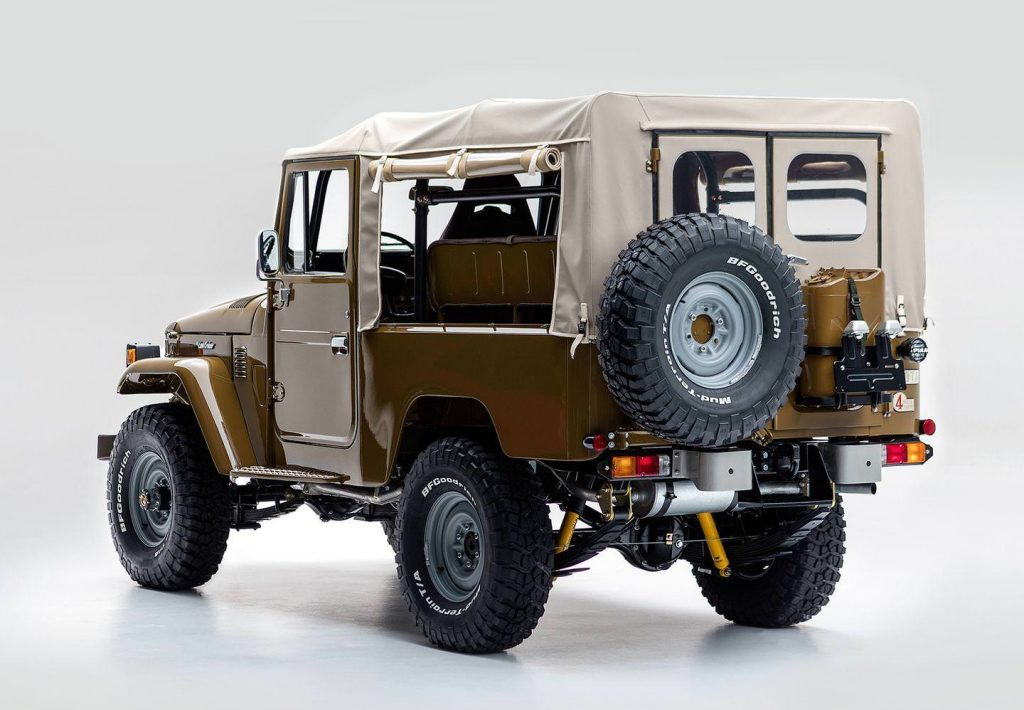 Land Cruiser Restomod