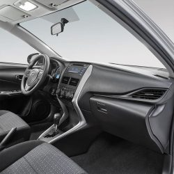 Toyota Yaris Sedan Interior