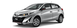 Toyota Yaris Hatchback S MT