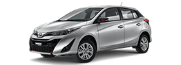 Toyota Yaris Hatchback Core CVT