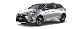 Yaris Hatchback CVT